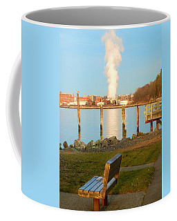 Boulevard's Golden Pillar Coffee Mug