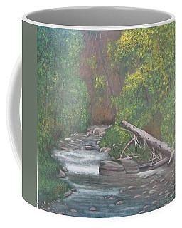 Boundary Creek  Bc Coffee Mug