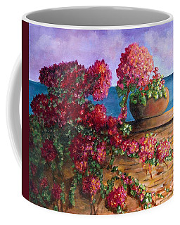 Bountiful Bougainvillea Coffee Mug