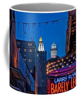 Bourbon Street And Cbd Lights  Coffee Mug