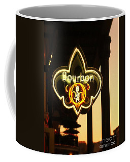 Bourbon Street Bar New Orleans Coffee Mug