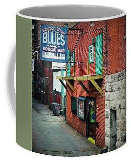 Bourbon Street Blues Coffee Mug