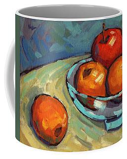 Bowl Of Fruit 2 Coffee Mug
