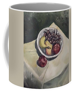 Bowl Of Fruit Coffee Mug