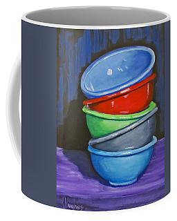 Bowls Coffee Mug