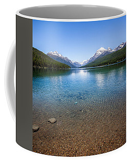 Bowman Lake Coffee Mug