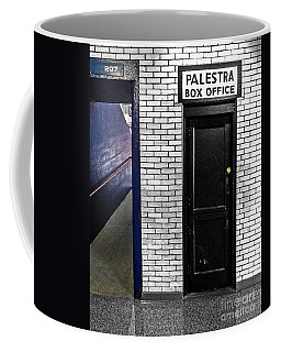 Box Office Of Games Gone By Coffee Mug