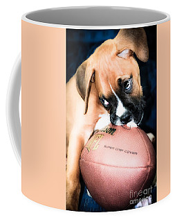 Boxer Puppy Cuteness Coffee Mug