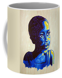 Boy Dreams Coffee Mug