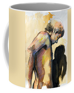Boy Looking For Truth Coffee Mug