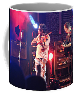 Coffee Mug featuring the photograph Boyd And Dave by Aaron Martens