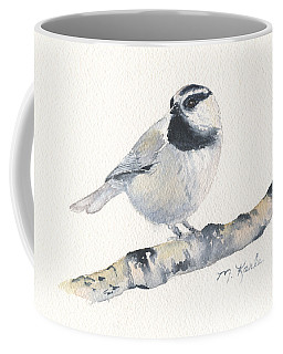 Bozeman Native - Mountain Chickadee Coffee Mug