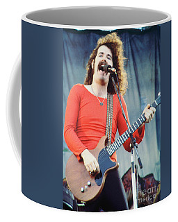 Brad Delp Of Boston-day On The Green 1 In Oakland Ca 5-6-79 1st Release Coffee Mug