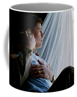 Brad Pitt In The Film The Tree Of Life Coffee Mug