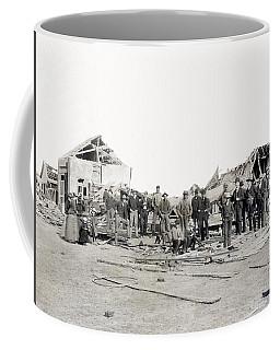 Bradshaw Tornado Ruins Coffee Mug