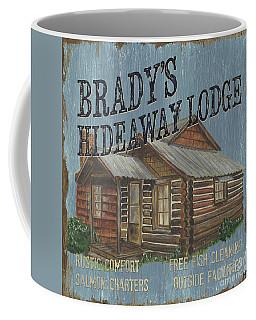 Brady's Hideaway Coffee Mug
