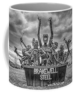 Brakewell Steel Coffee Mug
