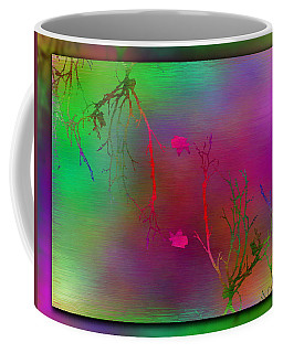 Branches In The Mist 32 Coffee Mug
