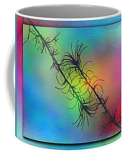 Branches In The Mist 33 Coffee Mug