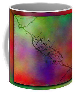 Branches In The Mist 34 Coffee Mug