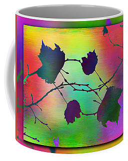 Branches In The Mist 38 Coffee Mug