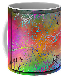Branches In The Mist 4 Coffee Mug