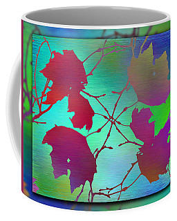 Branches In The Mist 72 Coffee Mug