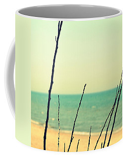 Branches On The Beach Coffee Mug