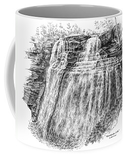 Brandywine Falls - Cuyahoga Valley National Park Coffee Mug