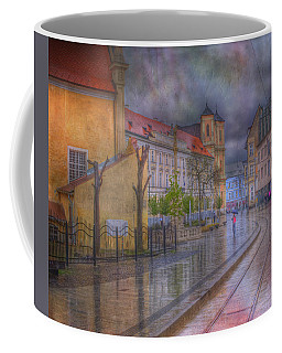 Bratislava Downtown Coffee Mug