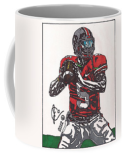 Braxton Miller 1 Coffee Mug by Jeremiah Colley