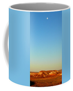 Coffee Mug featuring the photograph Breakaways by Evelyn Tambour