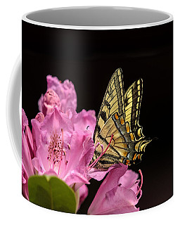 Breakfast At The Rhododendron Coffee Mug