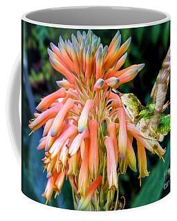 Breakfast For A Hummer Coffee Mug