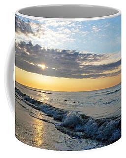 Breaking Coffee Mug