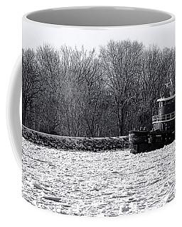 Breaking The Ice Coffee Mug