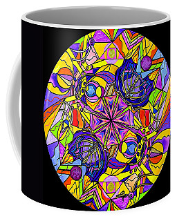 Breaking Through Barriers Coffee Mug