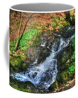 Coffee Mug featuring the photograph Breath Deeply by Doc Braham