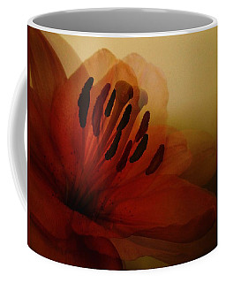 Breath Of The Lily Coffee Mug