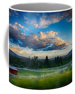 Breathtaking Colorado Sunset 1 Coffee Mug
