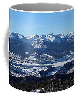 Breathtaking View Coffee Mug by Fiona Kennard