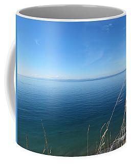Breeze In Blue Coffee Mug