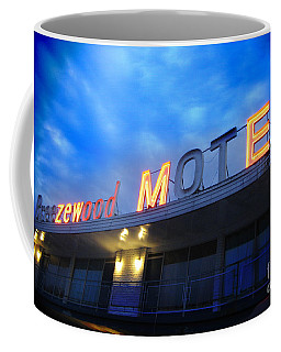 Breezewood Hotel Coffee Mug
