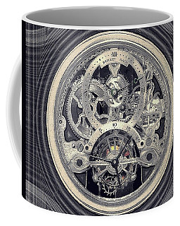Breguet Skeleton Coffee Mug