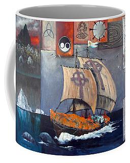 Brendan Voyage Coffee Mug
