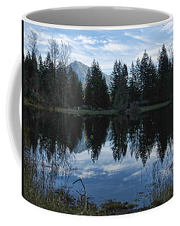 Brewster Lake North Bend Wa Coffee Mug