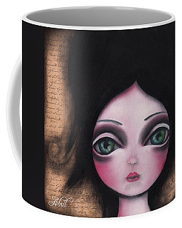 Briar Coffee Mug by Abril Andrade Griffith