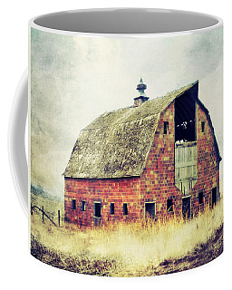 Brick Barn  Coffee Mug