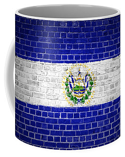 Brick Wall El Salvador Coffee Mug