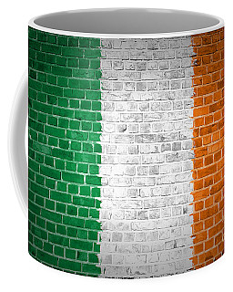 Brick Wall Ireland Coffee Mug